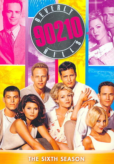 BEVERLY HILLS 90210:SIXTH SEASON BY BEVERLY HILLS,90210 (DVD)