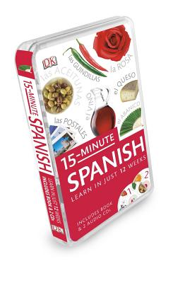 15-Minute Spanish By Dorling Kindersley, Inc. (COR)